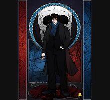 Sherlock Nouveau: Macabre Sherlock Holmes T-Shirt