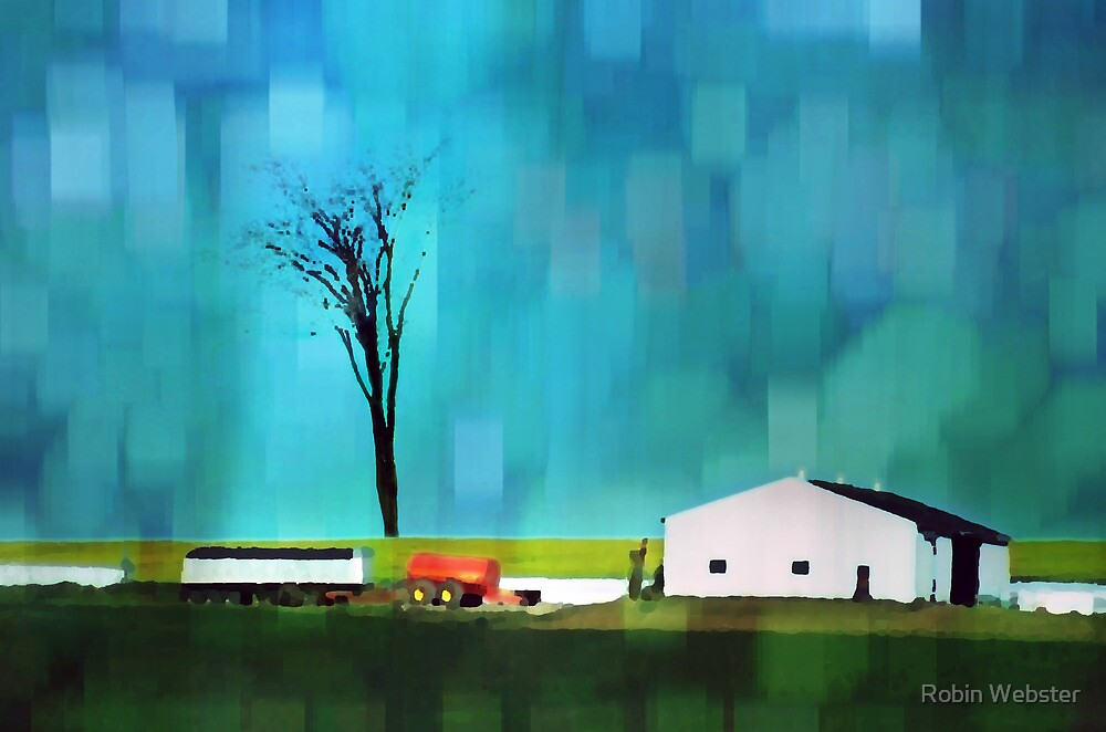 I Farm by Robin Webster