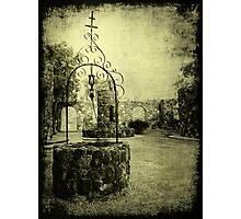Modern castle Photographic Print
