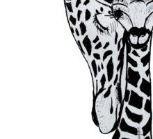 Giraffes  Sticker