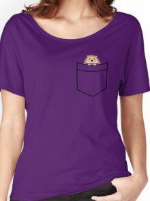 Pocket John Women's Relaxed Fit T-Shirt