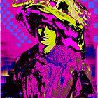 Black On Pink by Seth  Weaver