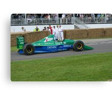 Goodwood Festival of Speed 2012 Canvas Print