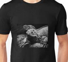 Lizard on Rock Unisex T-Shirt