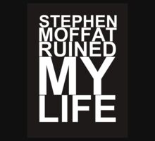Stephen Moffat Shirt (Black) by staticzeta