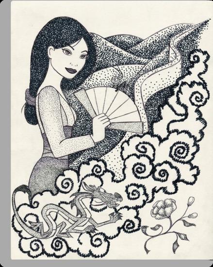 Iconic Mulan by Kashmere1646