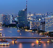 Bangkok by Anton Gorlin
