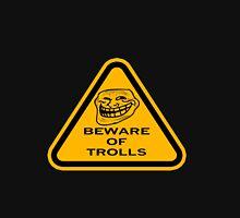 Beware - Trolls Hoodie