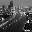 Aqua Highway by Anton Gorlin