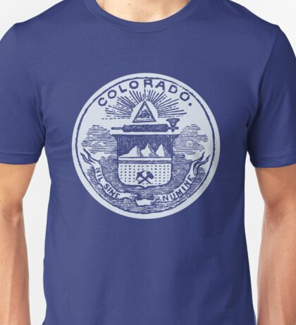 Colorado (Dark Tees) Unisex T-Shirt