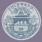 Colorado (All Tees) by Tom Kurzanski