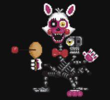 FNAF World - Adventure Mangle - Pixel art Kids Clothes