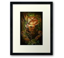 Rose An Inspiration Framed Print