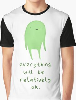 Relatively OK Graphic T-Shirt