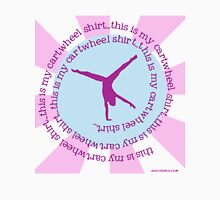 This Is My Cartwheel Shirt - Gymnastics Womens Fitted T-Shirt