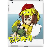 Pokemon cute iPad Case/Skin