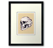 Crooked  Framed Print