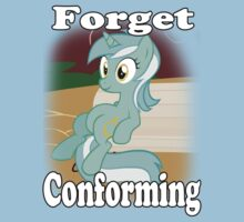Lyra Doesn't Conform by KittyLover