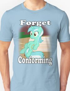 Lyra Doesn't Conform Unisex T-Shirt