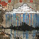 Graffiti Storm by Peter Baglia