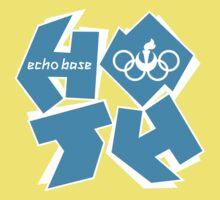 ECHO BASE OLYMPICS Kids Tee