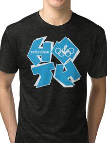 ECHO BASE OLYMPICS Tri-blend T-Shirt