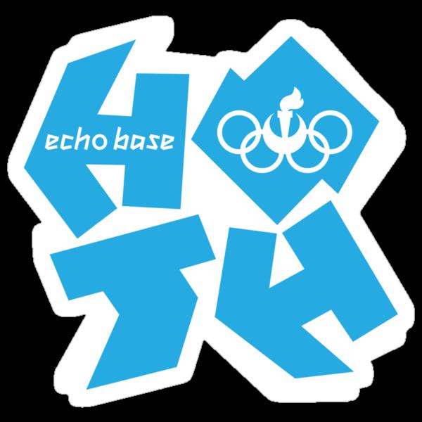 ECHO BASE OLYMPICS by DREWWISE