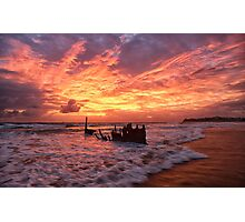 An Unforgettable Dawn at the Dicky Photographic Print