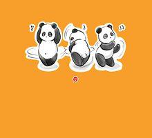 Panda Food Dance Unisex T-Shirt