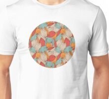Romantic leaves Unisex T-Shirt