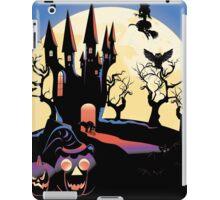 Haunted Halloween Castle 2 iPad Case/Skin