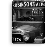 Robinson's Ales Canvas Print