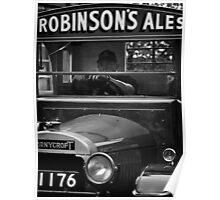 Robinson's Ales Poster