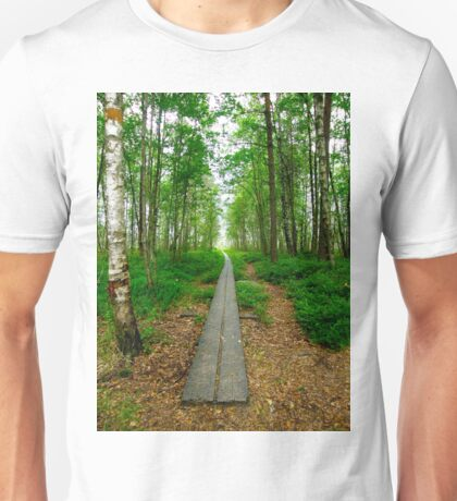 The beggining of a journey T-Shirt