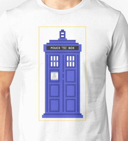 It's a TARDIS! Unisex T-Shirt