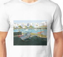 City wreckage Unisex T-Shirt