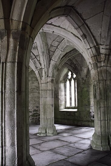 Valle Crucis Abbey by Julesrules