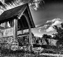 Roydon Lychgate by Dave Godden
