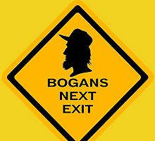 Bogans - Exit (diamond) by Diabolical