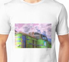 The safest journey – Den säkraste resan Unisex T-Shirt