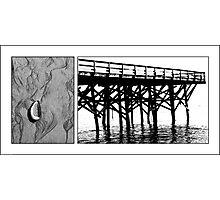 On the Beach #21 Photographic Print