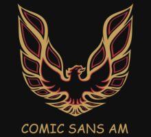 Comic Sans Am T-Shirt
