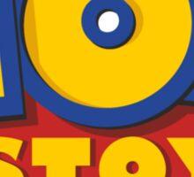 TOL-STOY III Sticker