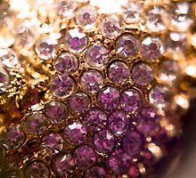 Diamonds and Gold SuperMacro 3 by AnnArtshock