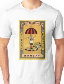 Vintage Indian Cigar Box Unisex T-Shirt