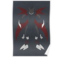 Cyberdramon Poster