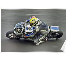 Bike 32 from above. Poster