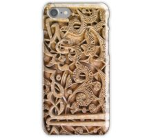 Bas-relief eastern iPhone Case/Skin