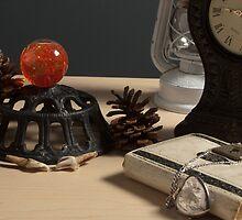 Quartz Diary (Metal & Glass Lighting) - Studio Lighting Class/Photography by Jackie Aceto