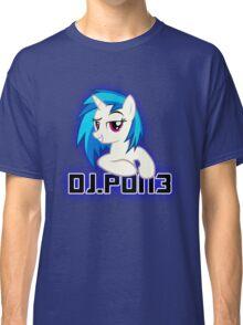Vinyl Scratch aka. DJ.PON3 v2. Classic T-Shirt